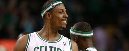 Celtics star's cool name for firstborn son