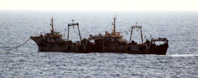 Suspicious ship intercepted near Mumbai