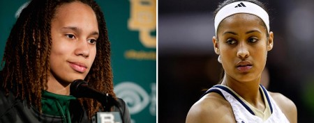 Woman who's a better NBA bet than Griner