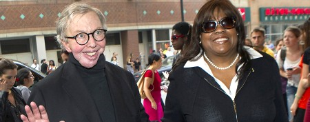 All about the love of Roger Ebert's life