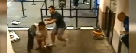 Off-duty cop's heroic act during airport attack