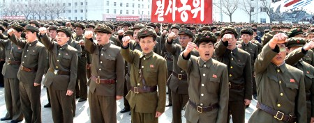 Risk of accidental war with North Korea grows