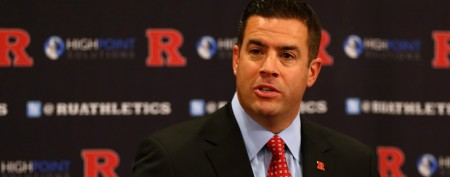 Embattled Rutgers athletic director resigns
