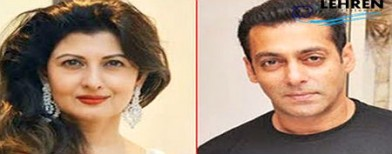 Salman supports ex-lover Sangeeta