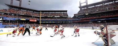 Report: NHL set to expand outdoor games