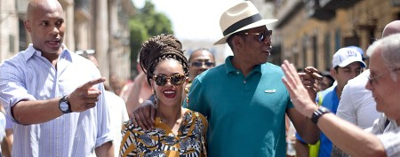 Beyoncé and Jay-Z's Cuba trip under scrutiny