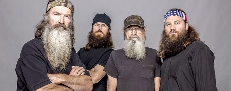 'Duck Dynasty' stars dazzle on red carpet