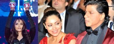 Aishwarya's dazzling performance at TOIFA