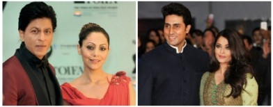 Power couples hit the TOIFA red carpet
