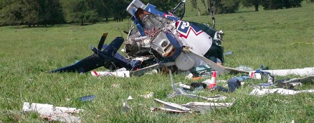 NTSB: Helicopter pilot texted before crash