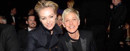 First look inside Ellen and Portia's love nest