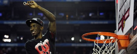 Who will cut down the NCAA nets in 2014?