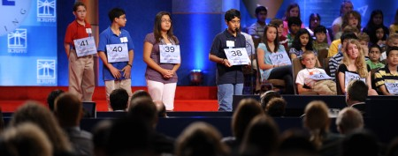 Spelling bee adds shocking new wrinkle