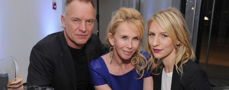 Sting's daughter felt 'shame' for career goal