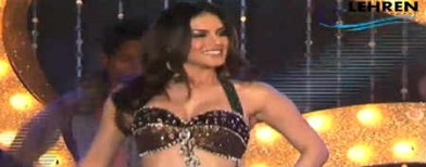 Sunny Leone's uncensored 'Laila' number