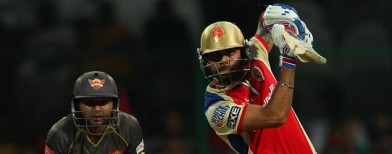 Kohli leads from the front in RCB win