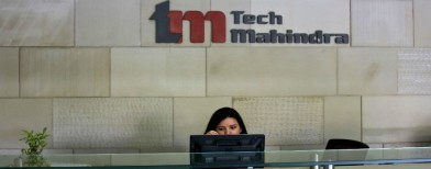 Inside Tech Mahindra's Noida office