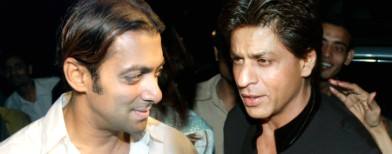 Salman and SRK to be neighbours!