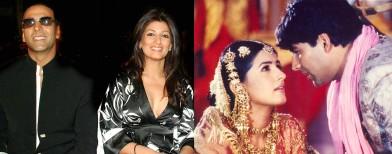 Unfortunate love stories: Akshay, Raveena