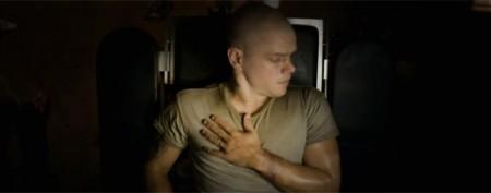 Matt Damon film's dangerously foul location