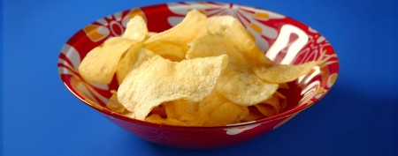 How to make perfect potato chips at home