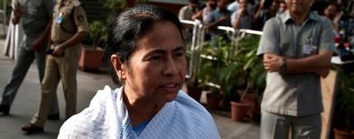 Police blame Mamata for Delhi scuffle