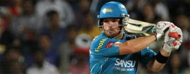 Pune's losing streak in IPL ends