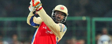Gayle smashes KKR, RCB top table