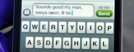 Grieving parents share son's fatal last text