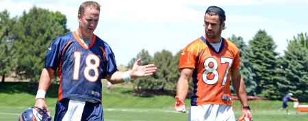 Peyton Manning's perfect prank on teammate