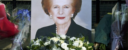Head of state snubbed over Thatcher funeral