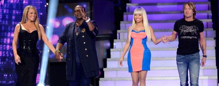 Historic moment happens on 'American Idol'