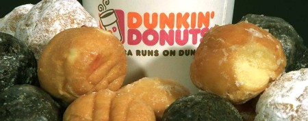 Dunkin' Donuts looks to grow, but not abroad