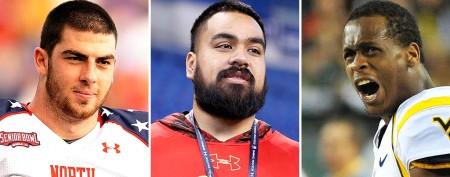 NFL mock draft: The big event draws near