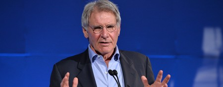 Harrison Ford unrecognizable in new movie