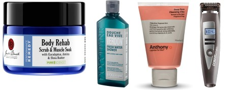 Grooming products to steal from your man