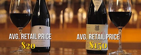 Inexpensive wines that taste pricey
