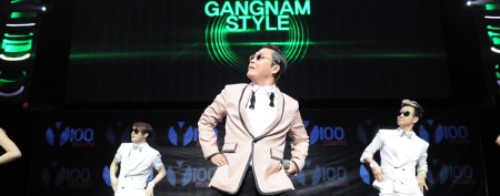 'Gangnam Style' star Psy drops new tune