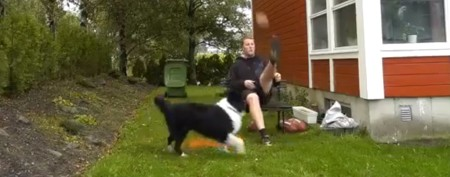Norwegian man's viral video leads to NFL deal