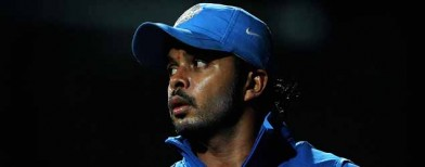 Why is Sreesanth so angry?
