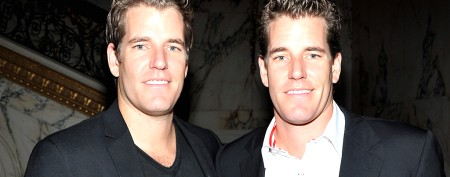 Winklevoss twins rule in digital money