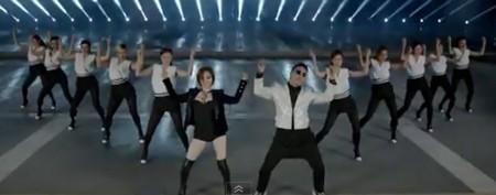 'Gangnam Style' star's 'arrogant' new moves