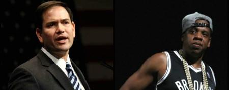 Rubio criticizes Jay-Z for Cuba trip
