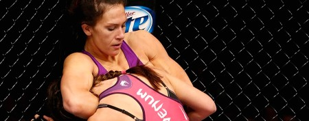 Fighters battle for shot at Ronda Rousey