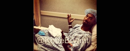 Kobe could be back sooner than expected