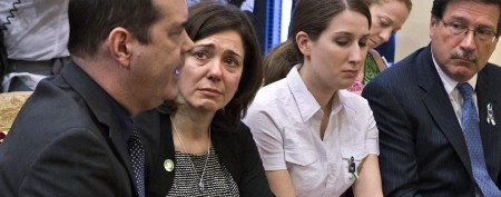 Newtown mother's tearful plea: 'Help us'