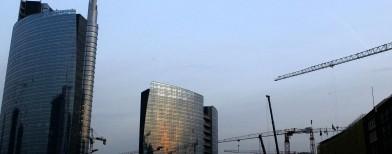 Is Qatar buying Milan's skyscraper city?