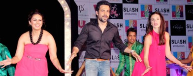 Emraan and his ladies groove