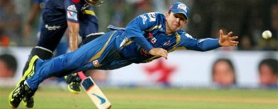 Eye-catching moments from IPL6