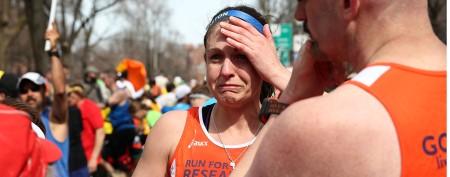 Horrific images from Boston Marathon blasts